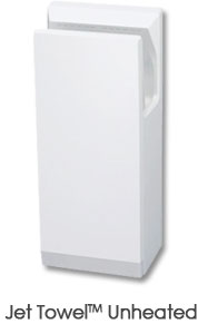 Specifications - Jet Towel™ Hand Dryer Europe c131c3580f